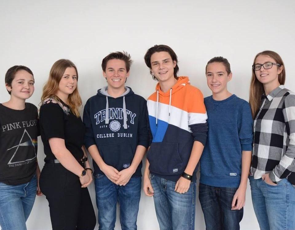 Schülervertretung 2017-18